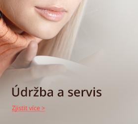 Údržba a servis