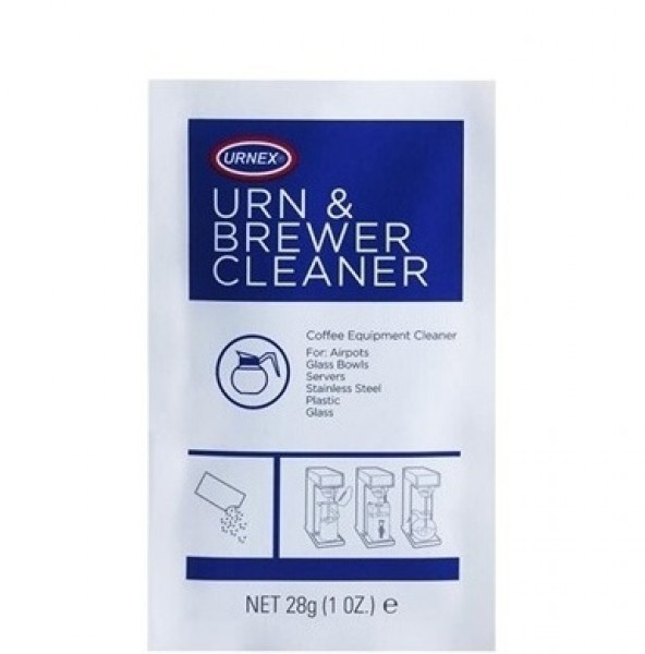 Detergent URNEX Cafiza 28g - práškový, 10 ks v balení