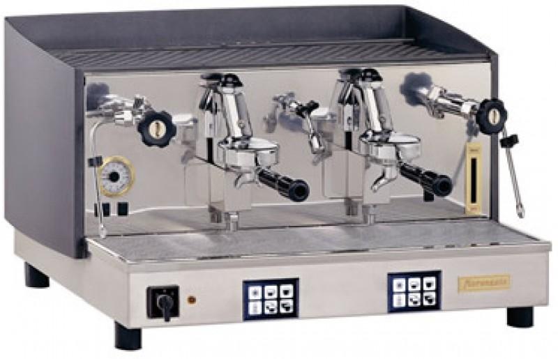 Profesionální kávovar Fiorenzato Ducale Retro Semiautomatic 2gr