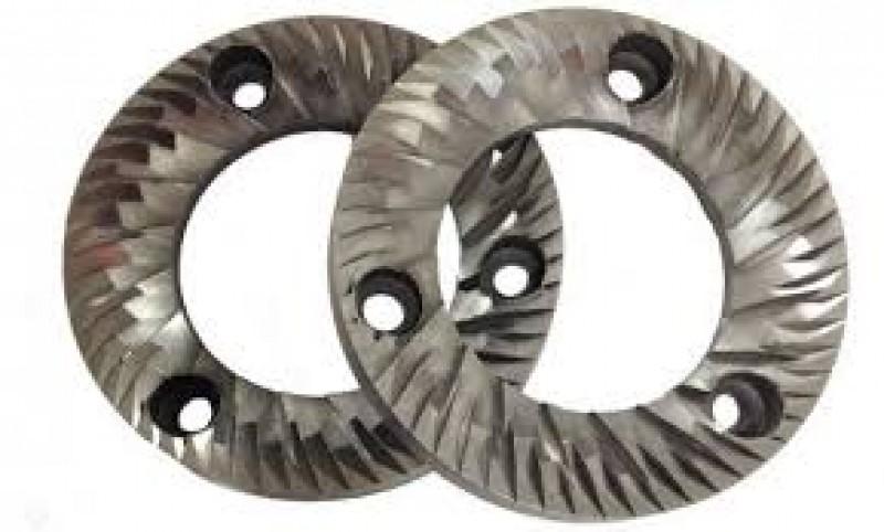 Mlecí kameny ploché pro mlýnky Fiorenzato MC - pro modely F6