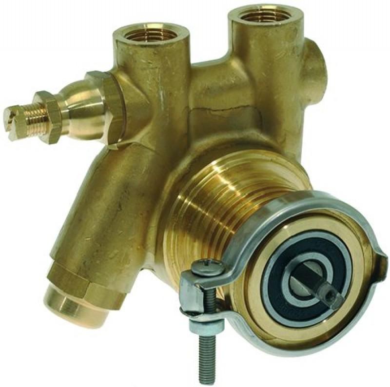 """Rotační čerpadlo Fluid-o-Tech Rotoflow ø 3/8 """" GAS, 70 l/h - s integrovaným filtrem pevných částic"""