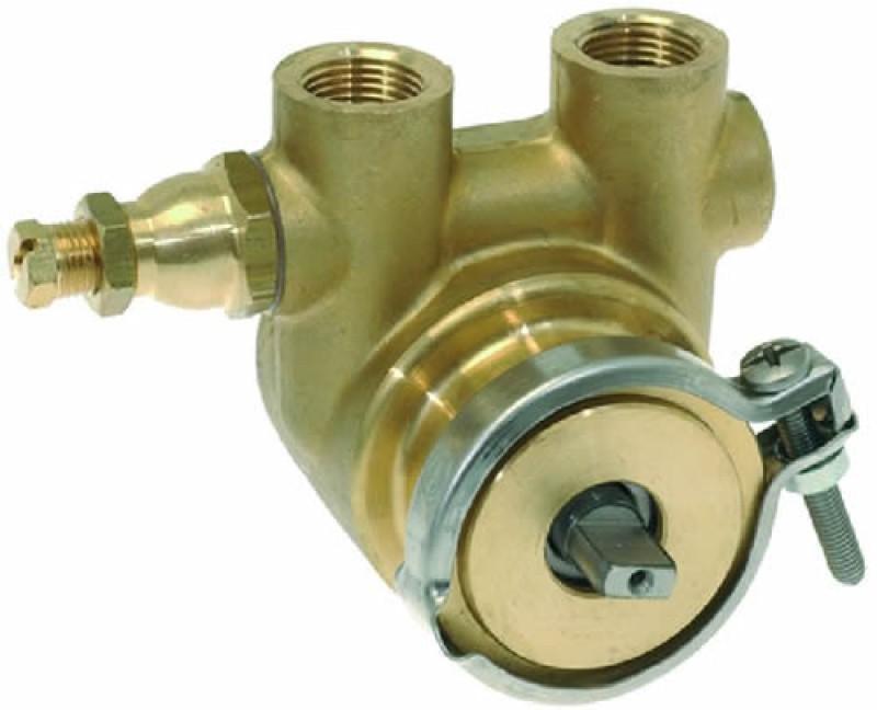 """Rotační čerpadlo Fluid-o-Tech Rotoflow ø 3/8 """" GAS, 100 l/h - kompaktní velikost modelu (58 mm)"""
