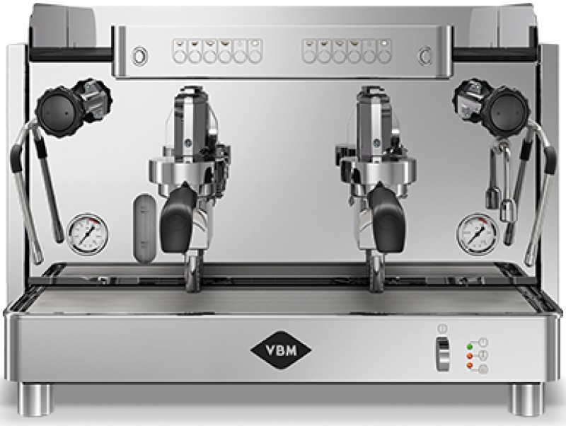 Profesionální kávovar Vibiemme 1961 Replica 2B Dual Boiler 2gr Elettronica