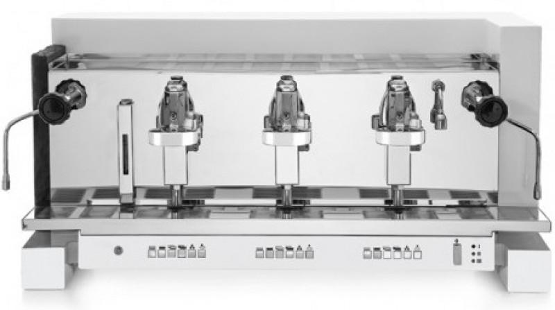 Profesionální kávovar Vibiemme 1961 Cube HX 3gr Elettronica