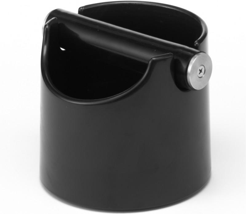 Odklepávací nádoba na kávu  Concept-Art Joe FREX KNOCKBOX Basic Black, materiál plast, barva černá