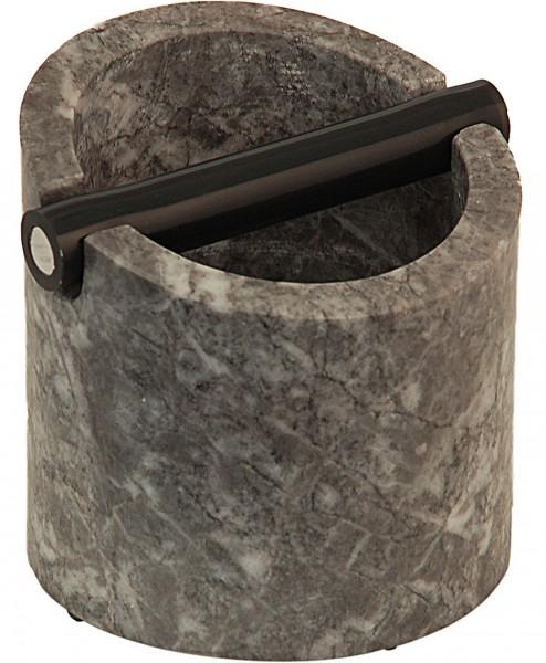 Odklepávací nádoba na kávu  Concept-Art Joe FREX KNOCKBOX Knock box solide Marble Grey, materiál mramor, barva šedá-mramorová