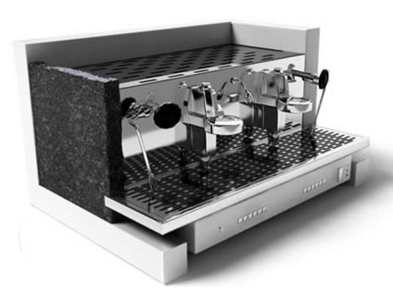 Profesionální kávovar Vibiemme 1961 Cube HX 2gr Elettronica