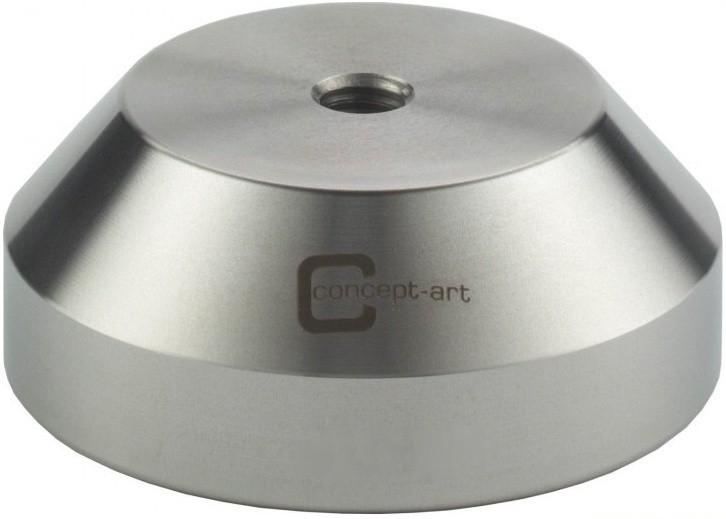 Základna Tamperu Concept Art s plochým dnem závit M8 Classic Stainless Steel více variant ø