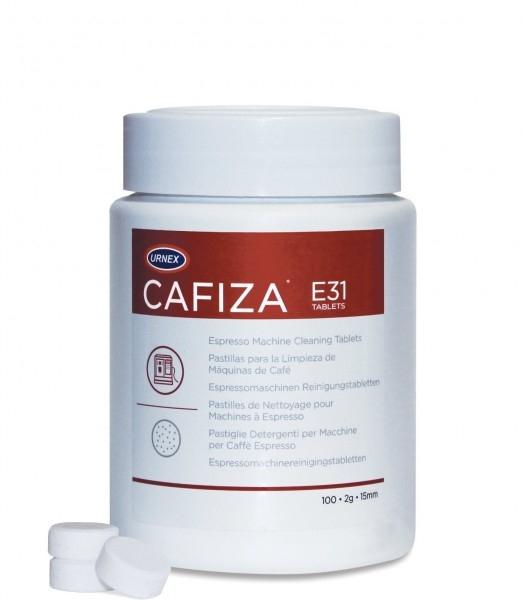 Detergent URNEX Cafiza E31 2g - tablety 100 ks a ø15mm