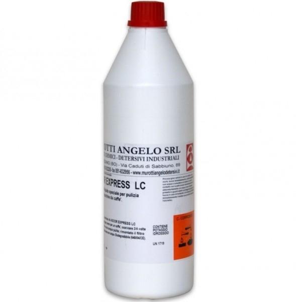 Detergent  Ascor Liquid Coffee Express LC obsah 1000ml - kapalný