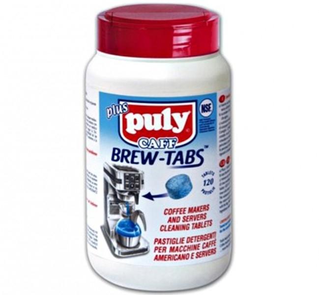 Detergent puly CAFF Brew Tabs pro filtry konvice a termosky - tablety balení 120 ks po 4g