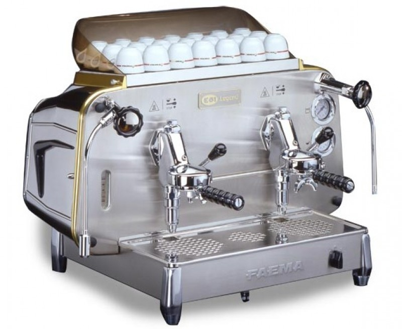 Profesionální kávovar Faema E61 LEGEND EPU 2gr - nový