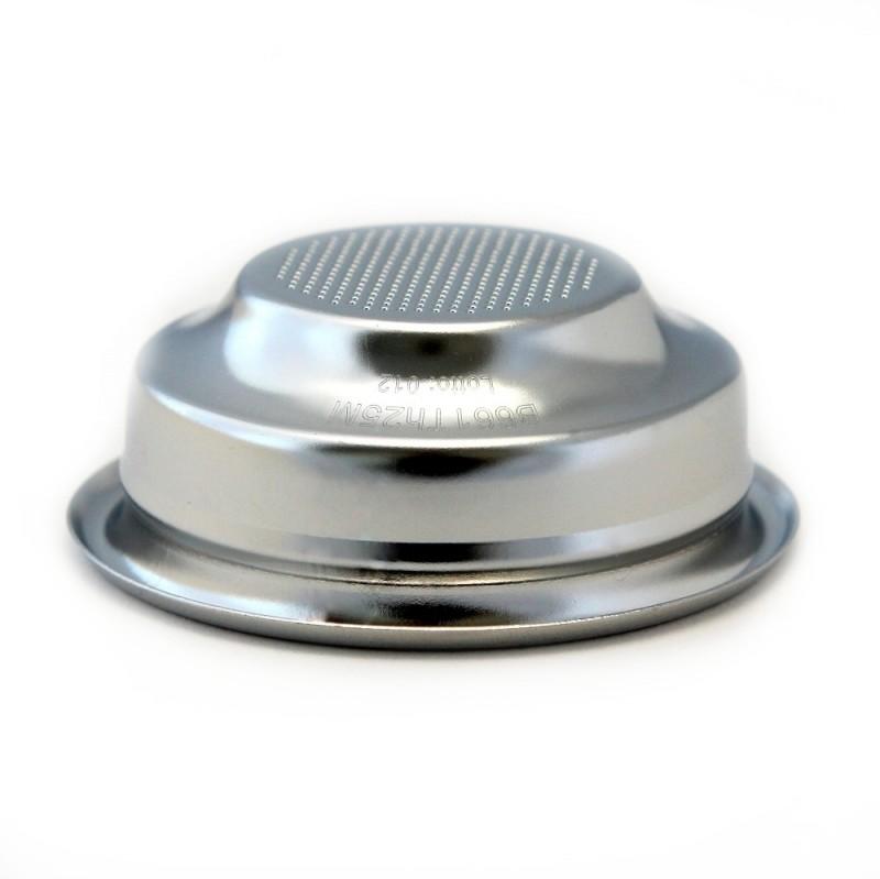 IMS B66 1T H25 M precizní filtrační miska jednoporcová, velikost dávky 6-9g, H25, Aisi 304 Stainless Steel, Food Safe Certified, odpovídající tamperu ø 53 mm