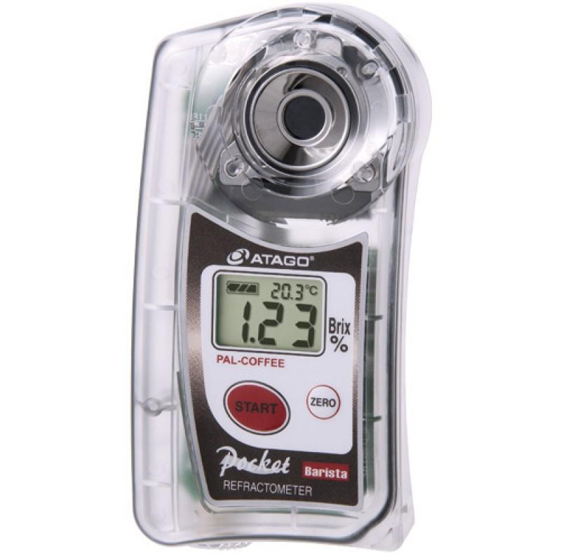 Refraktometr ATAGO PAL-COFFEE Pocket Barista BX/TDS - cena bude stanovena