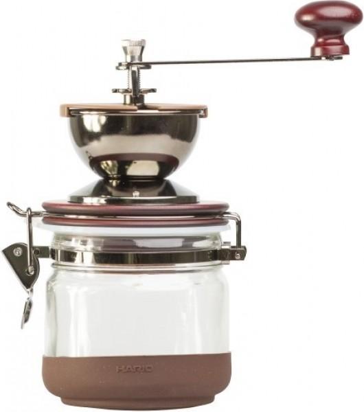 Ruční mlýnek na kávu HARIO Canister C CMHC-4C CMHN-4