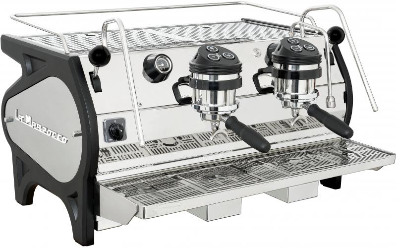 Profesionální kávovar La Marzocco STRADA AV 2g Anniversary 90 - předváděcí veletržní kus, jako nový!!!