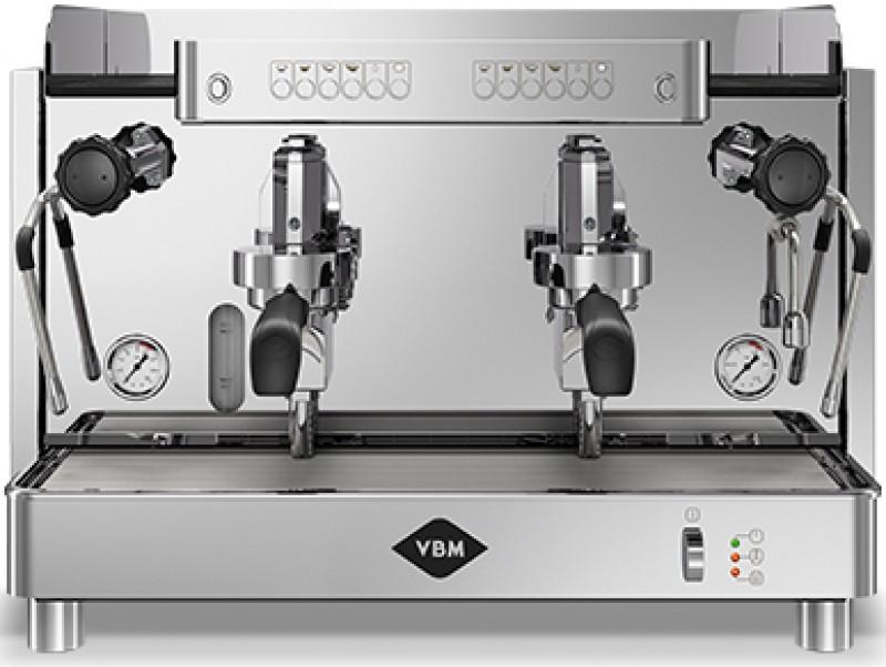 Profesionální kávovar Vibiemme 1961 Replica HX 2gr Elettronica