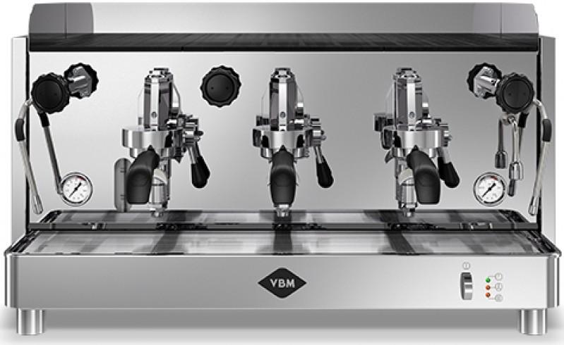 Profesionální kávovar Vibiemme 1961 Replica HX 3gr Manuale/Lever