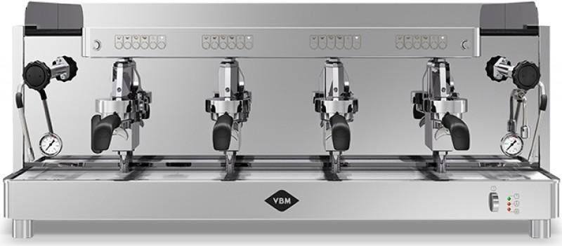Profesionální kávovar Vibiemme 1961 Replica HX 4gr Elettronica