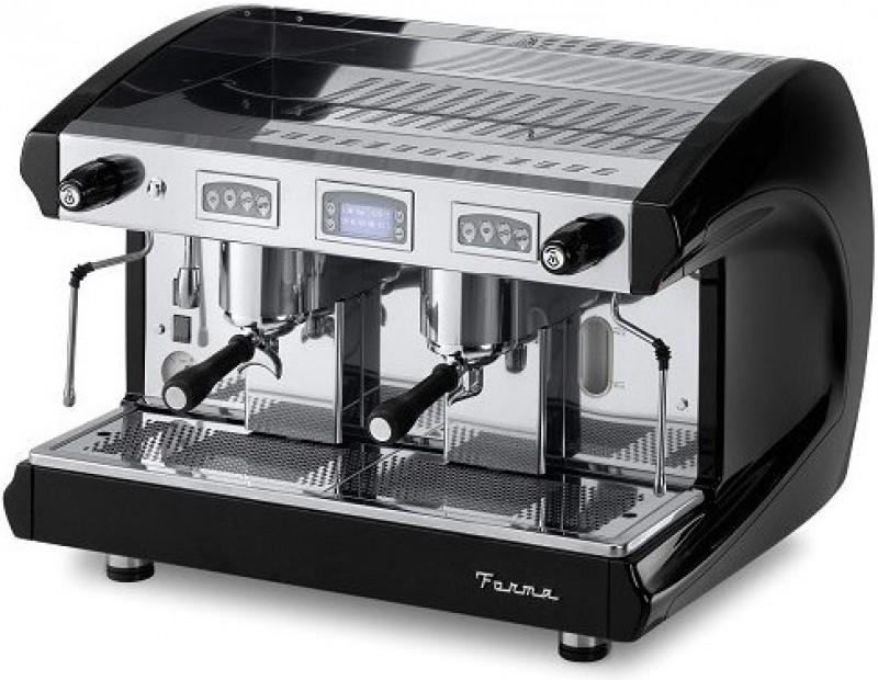 Profesionální kávovar Astoria MCE Forma SAE2 Display Black Pearl