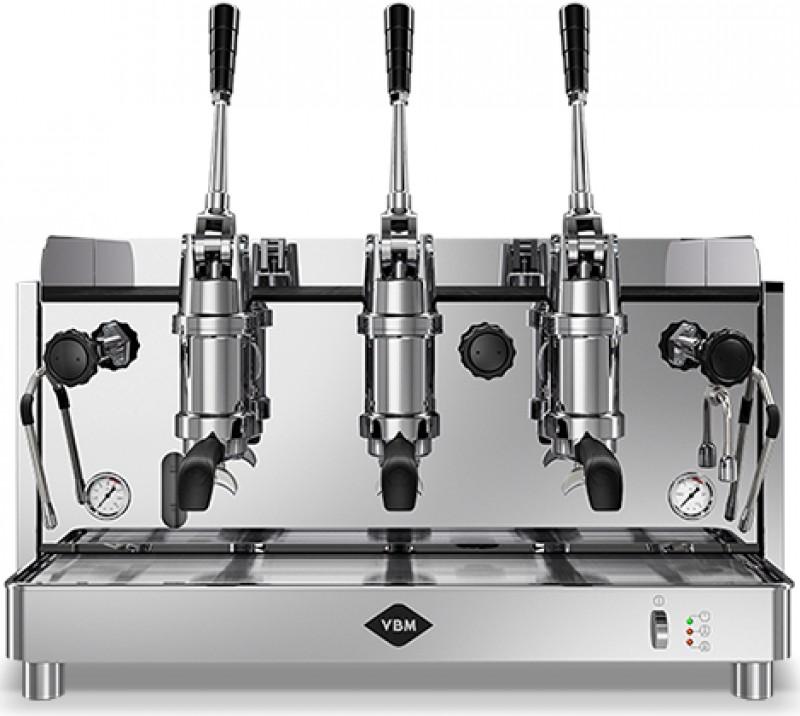 Profesionální kávovar Vibiemme 1961 Replica Pistone 3gr