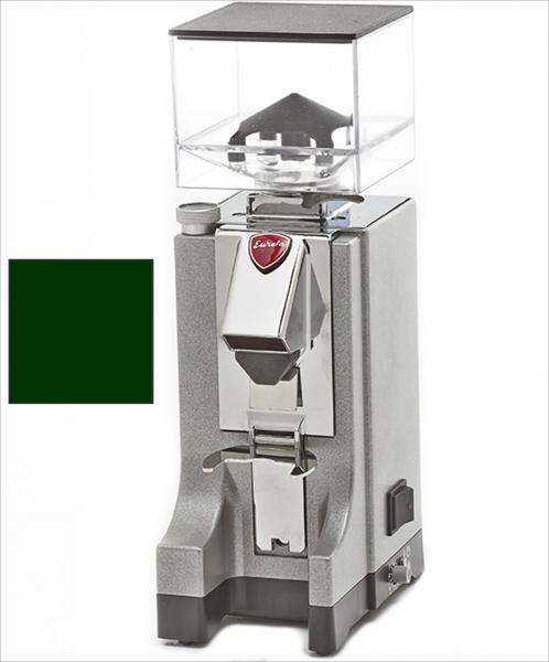 EUREKA Mignon Instantaneo - profesionální přímý mlýnek na kávu - barva Kamufláž Camouflage, verze manuál bez časovače