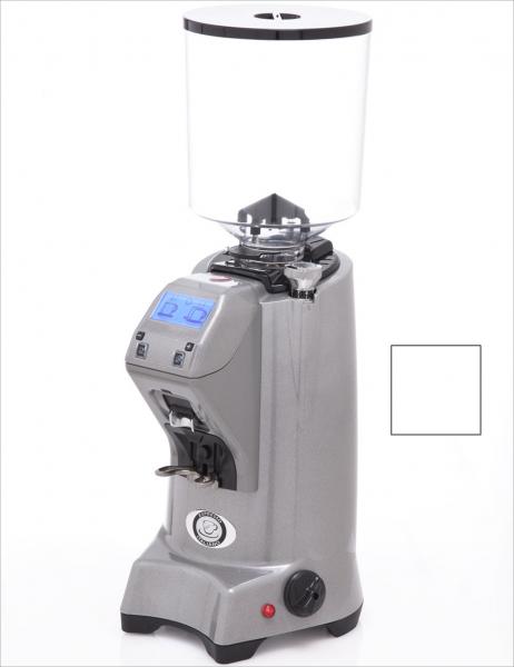 EUREKA ZENITH 65 E High-Speed - profesionální přímý mlýnek na kávu - barva Bílá Bianco