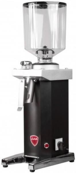 EUREKA Drogheria MCD4 85 Monofase - profesionální obchodní přímý mlýnek na kávu - barva Černá Nero opaco