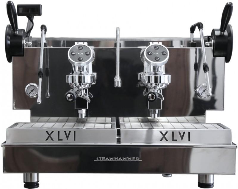 Profesionální kávovar XLVI Operai Del Vapore STEAMHAMMER HX 2gr Elettronica - Handmade