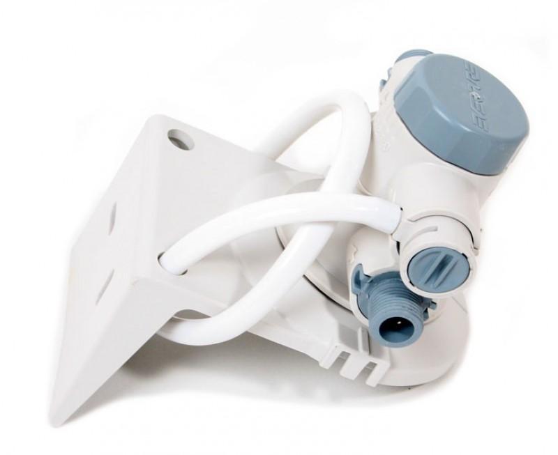 """Claris Professional Filter Head - hlava filtrace s vyplachovacím ventilem a nastavitelným Bypass s připojením ø 3/8"""""""