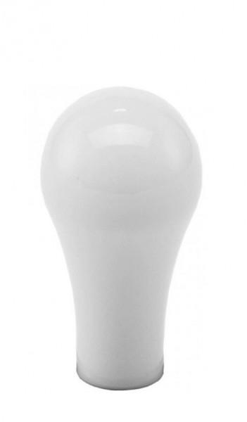 Rukojeť pěchovadla Concept Art závit M8 POP White Aluminium