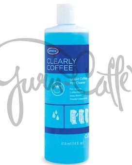 Detergent URNEX Rinza obsah 1000 ml náhradní náplň bez odměrky a dávkovače