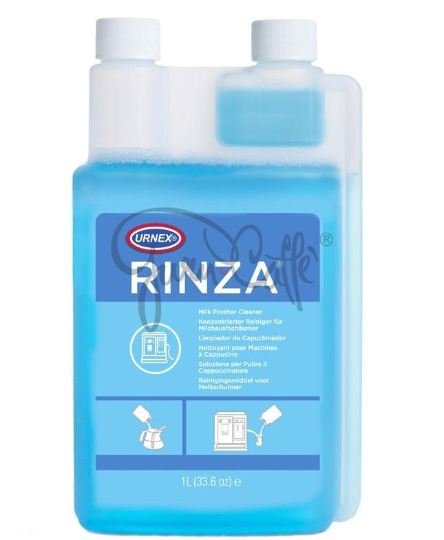 Detergent URNEX Rinza obsah 1000 ml s odměrkou a dávkovačem