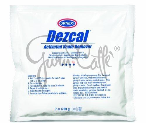 Odvápňovací prostředek URNEX Dezcal 200 g - práškový