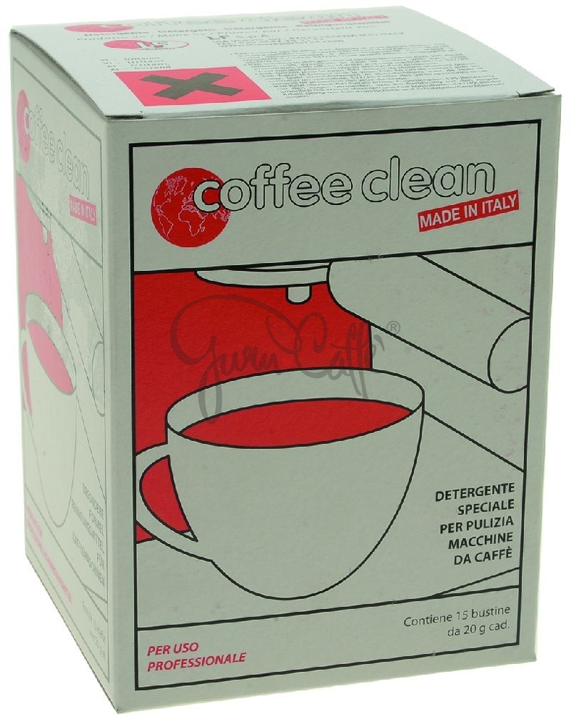 Detergent LF Coffee Clean 20g, 15 ks v balení