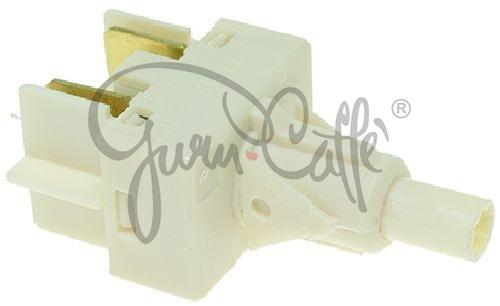 Ovládací tlačítkový vypínač univerzální pro více druhů kávovarů 16A 250V