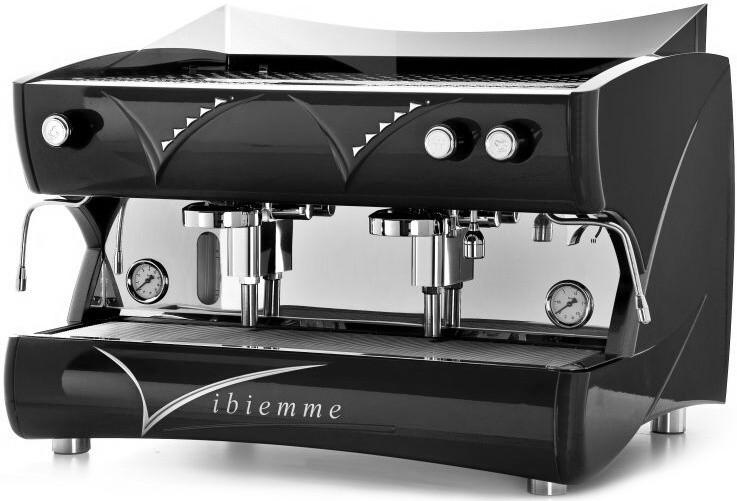 Profesionální kávovar Vibiemme R-evolution HX Electronic 2gr EVD Grey Metallic