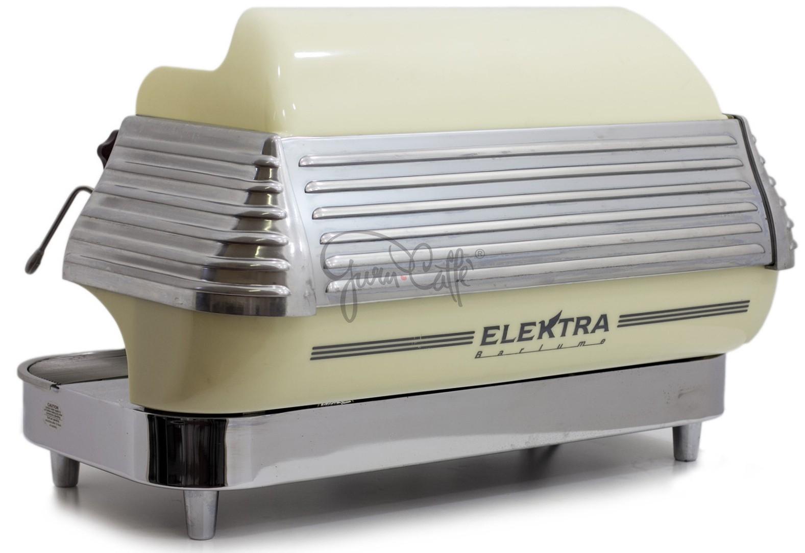 Profesionální kávovar Elektra Barlume Classic EVD 2gr