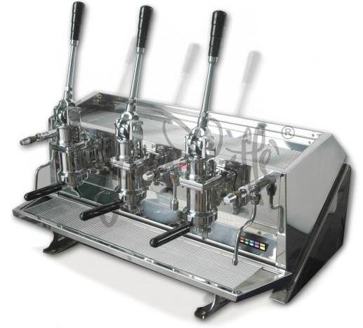 Profesionální kávovar Ambient Espresso Vostok Lever - více variant provedení a počtu skupin
