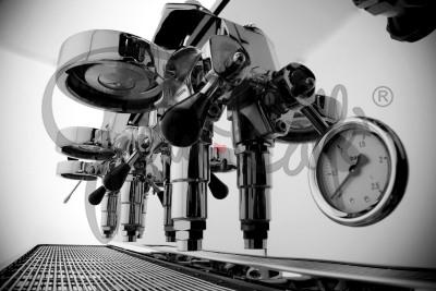 Profesionální kávovar Vibiemme 1961 Replica HX 4gr Manuale/Lever