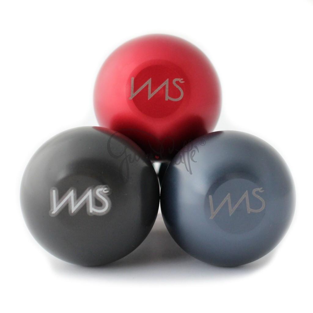Rukojeť pěchovadla IMS Precision závit M10 ANTICORODAL Antracite Blue speciální nepřilnavý povrch 100 Seriflon® MAAL004