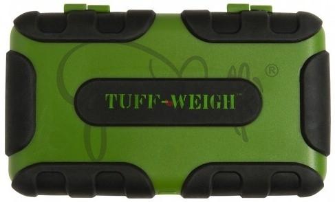 Digitální horizontální váha na kávu značky On Balance TUFF-WEIGH 1000 G Shockproof s váživostí 0g - 1000g a přesností vážení 0,01g a funkcí TARE