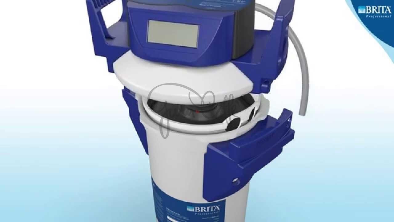 Brita filtrace Purity 1200 Quell Steam kompletní sestava s nastavitelným bypass a kontrolním displayem