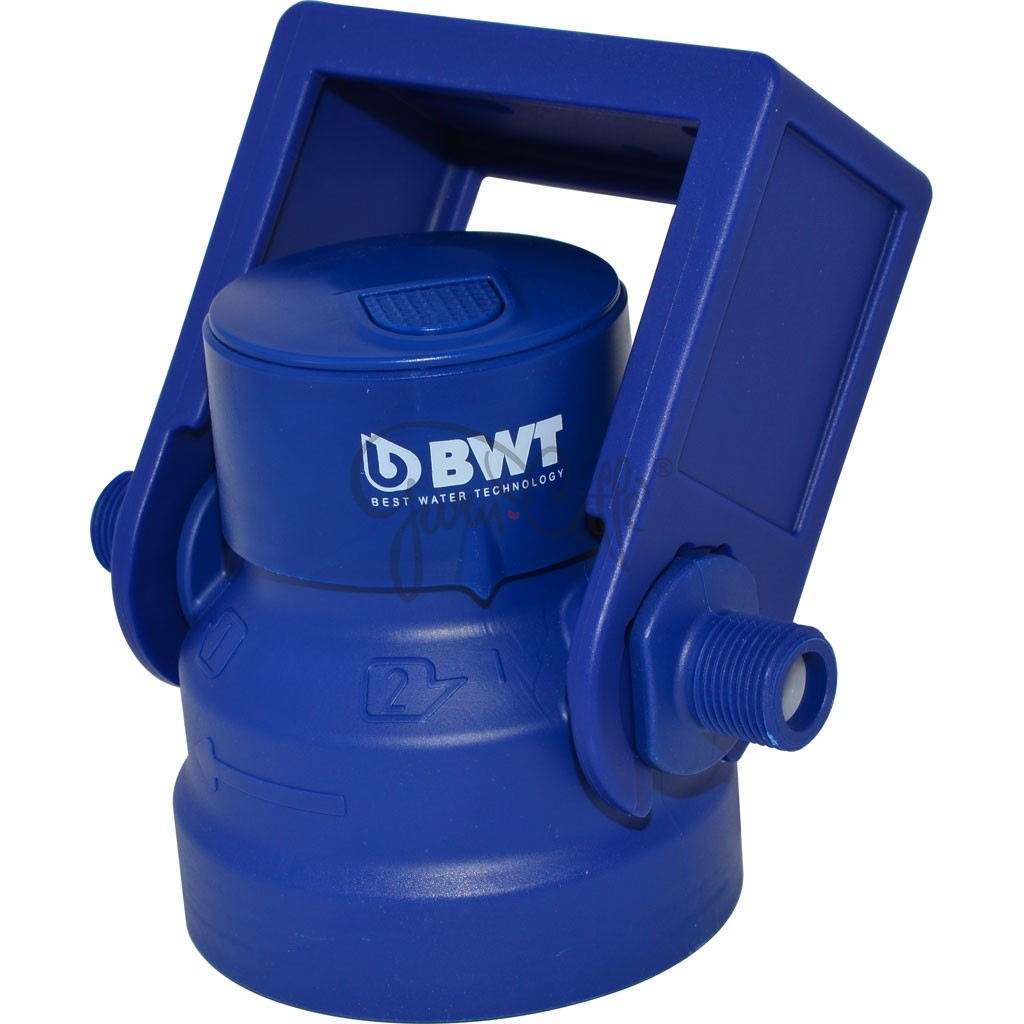 BWT water+more Bestflush vyplachovací ventil hlavy filtrace