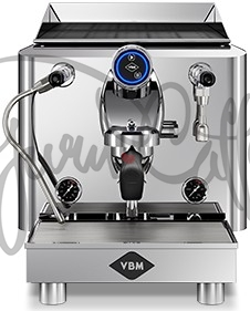 Profesionální kávovar Vibiemme 1961 Lollo HX 1gr Semiautomatica