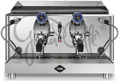 Profesionální kávovar Vibiemme 1961 Lollo HX 2gr Semiautomatica