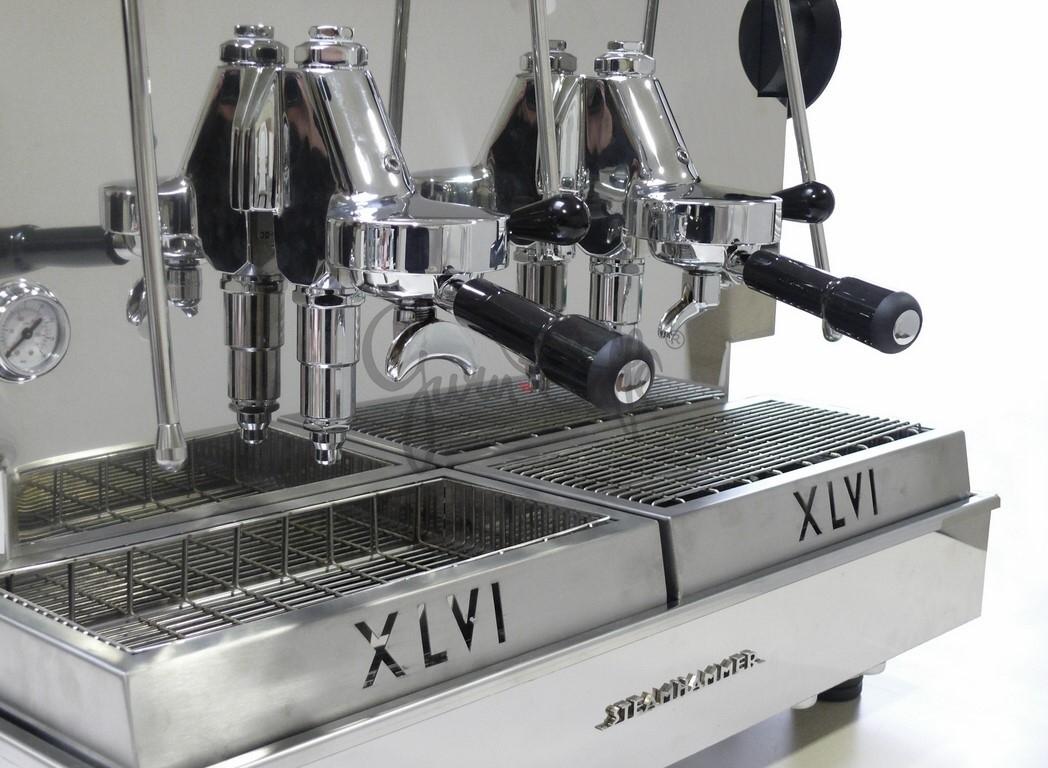 Profesionální kávovar XLVI Operai Del Vapore STEAMHAMMER HX 2gr Lever - Handmade