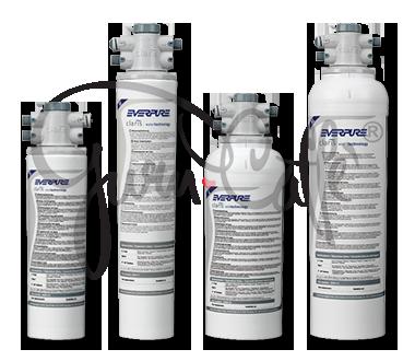 Claris náhradní cartridge EVERPURE water technology velikost