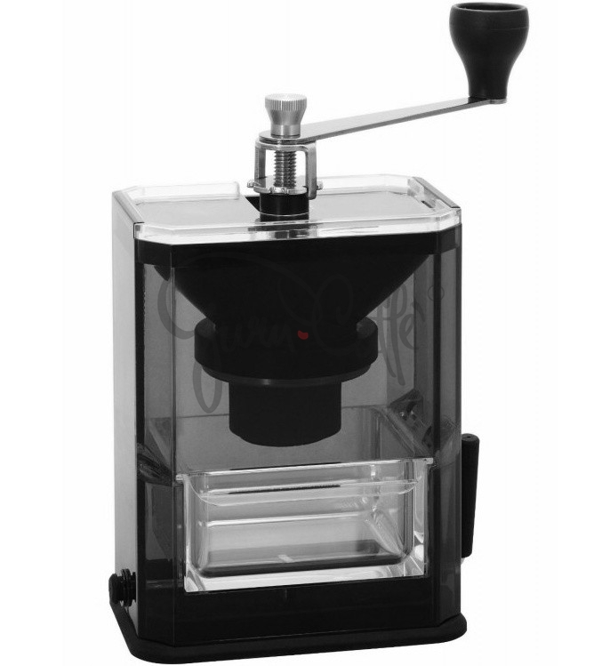 Ruční mlýnek na kávu HARIO Clear Coffee Grinder MXR-2TB