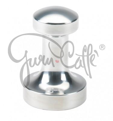 Tamper Concept Art JOE FREX Aluminium Polished ø 53 mm
